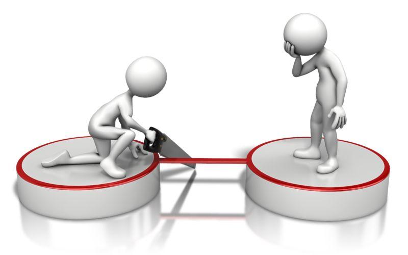 Distrust & Poor Relationships